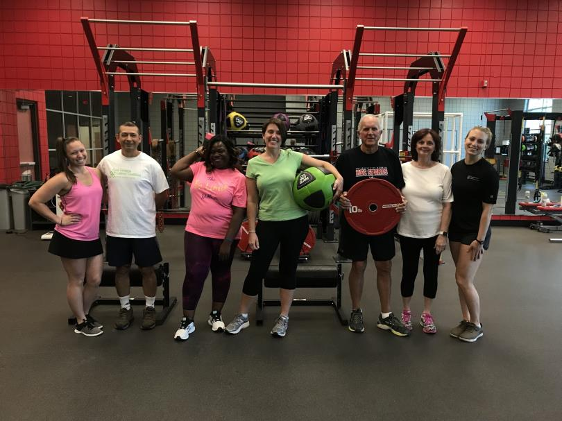 Building Strength and Community through Exercise Training at Ramsey Student Center