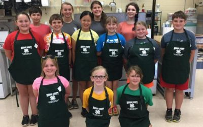 Let's Get Cooking! East Georgia's Cooking 101 Program for Low-Income Teenagers
