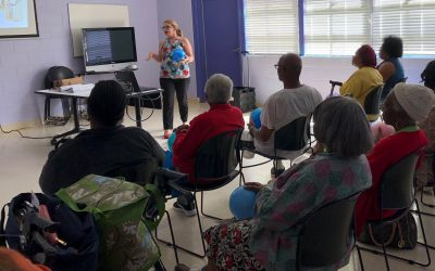 Senior Sit & Fit: Nutrition and Activity for All